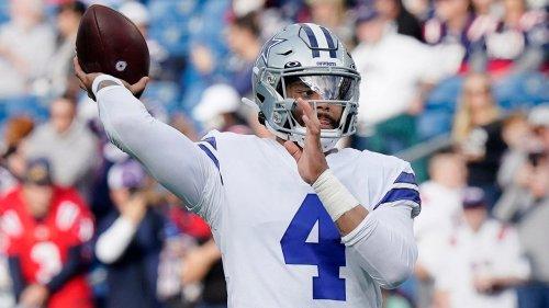 Cowboys' Dak Prescott sets passing yardage record against Bill Belichick-led Patriots team