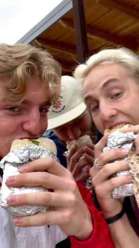 Man who went viral for eating Chipotle in all 50 states says he 'never got tired of it'