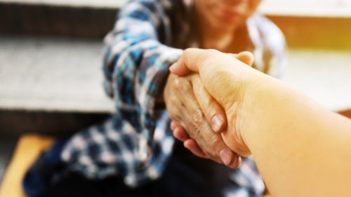 Texas homeless man gets job, support after stranger's generosity: 'God is good'