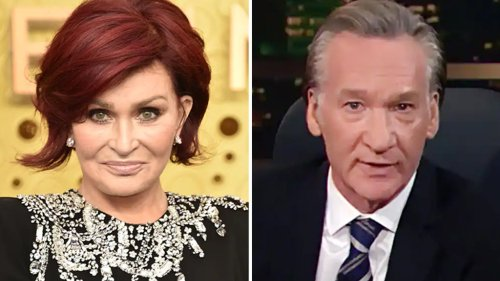 Sharon Osbourne defends Piers Morgan on 'Real Time,' calls Prince Harry the 'poster boy' of 'White privilege'