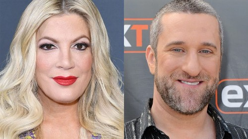 Dustin Diamond remembered by 'Saved By The Bell' co-star Tori Spelling