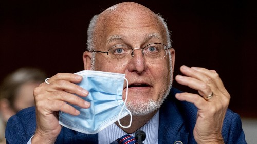 Redfield defends CDC's COVID-19 vaccine rollout, warns 'worst is yet to come' in pandemic