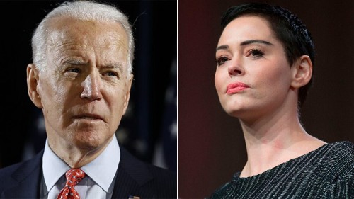 Rose McGowan stands behind Joe Biden accuser Tara Reade after mother's 1993 clip resurfaces