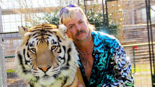Joe Exotic begs Biden for pardon as he fears he has prostate cancer: 'Make this right'