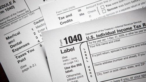 Tax Talk cover image