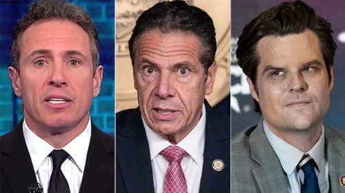 Chris Cuomo, brother of embattled Gov. Andrew Cuomo, says Matt Gaetz would be 'dead man' if he were a Democrat