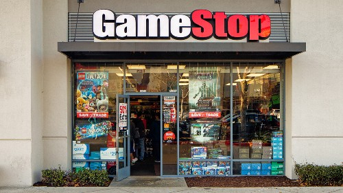 Player One in Game Stop 'battle royale' stock game gets jittery over market move
