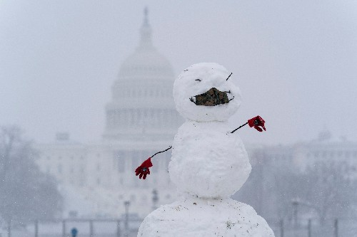 Senate confirmation vote on homeland security secretary delayed after DC gets 2 inches of snow