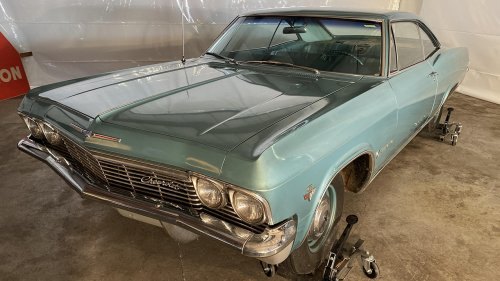 Murderous bank robber's Chevrolet Impala rental car auctioned for $45K