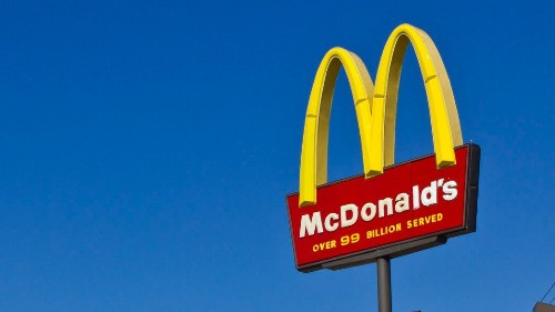 UK man claims McDonald's craving is why he violated lockdown, drove 100 miles to town with no McDonald's