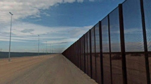 Mexican national dies after apparent fall from Arizona border wall