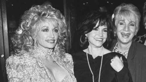 Dolly Parton, Sally Field honor 'Steel Magnolias' co-star Olympia Dukakis: 'What can I say but I loved her'