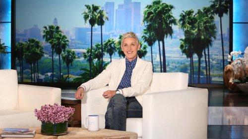 Ellen DeGeneres details coronavirus battle in first return to talk show in 2021