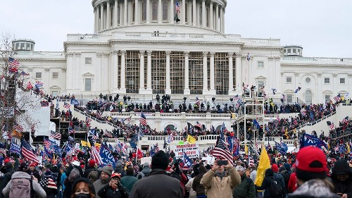 Opinion: This is how mobs act, not patriots and all American hearts should ache