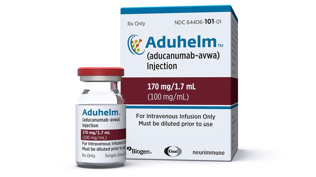Panel says Biogen's Aduhelm Alzheimer's drug shows no benefit