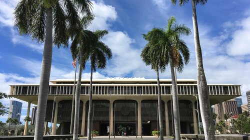 Hawaii lawmakers considering nation's highest income tax