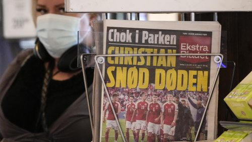 Eriksen's collapse creates 'national shock' in Denmark