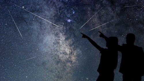 Twin meteor showers will peak tonight — but viewing may be tricky