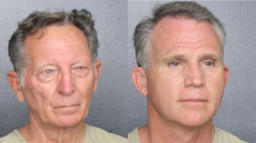 Florida authorities arrest 2 men they say pretended to be US marshals to get out of wearing face masks