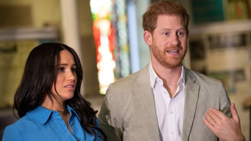 Meghan Markle, Prince Harry speak out against 'inequity and racial bigotry that still persist' in the press