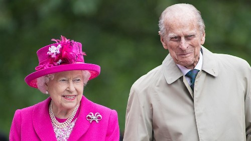 Queen Elizabeth, husband Prince Philip receive COVID-19 vaccinations