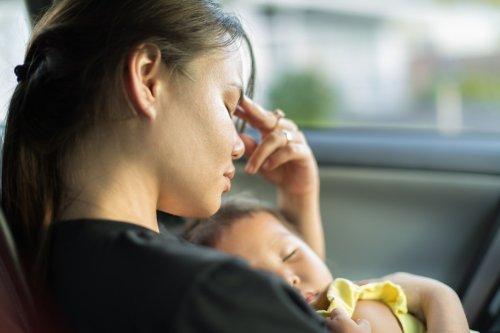 Postpartum mental health visits up during pandemic, study finds