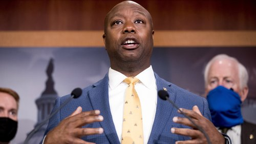 Van Jones says Tim Scott is the 'hold up' on police reform because of qualified immunity