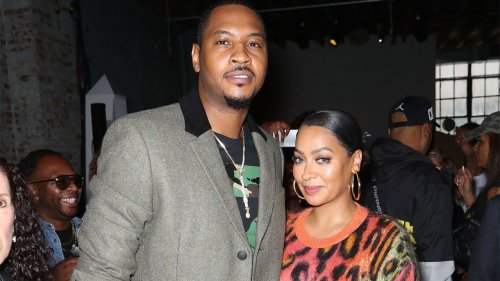 La La Anthony files for divorce from Carmelo Anthony: report