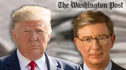 Conservative columnist George Will wins over liberals with scathing takedown of Trump, congressional 'enablers'