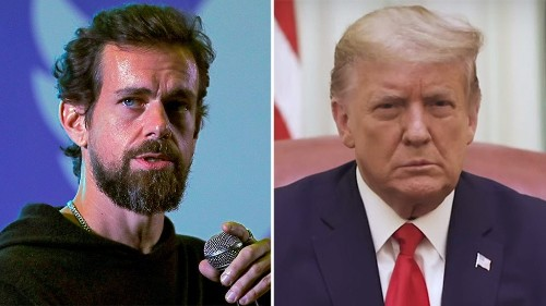 Twitter 'whistleblower' leaks video of Dorsey telling staff actions will be 'much bigger' than Trump ban