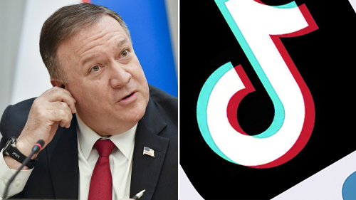 Pompeo on TikTok: No American will have the risk that their data will end up in the hands of the Chinese Communist Party