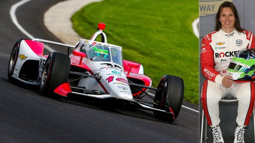 Simona de Silvestro returning to Indy 500 with female-operated racing team
