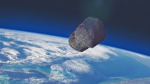 Pickup truck-sized asteroid came less than 300 miles from hitting Earth