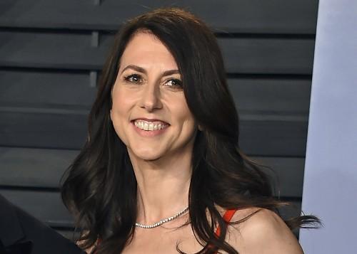 MacKenzie Scott, ex-wife of Jeff Bezos, donates $25M to Indiana charity