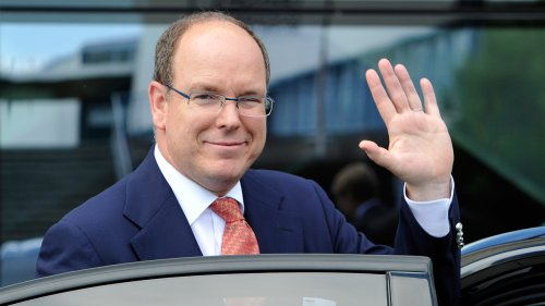 Prince Albert of Monaco attends Tokyo Olympics solo while his wife Princess Charlene recovers in South Africa