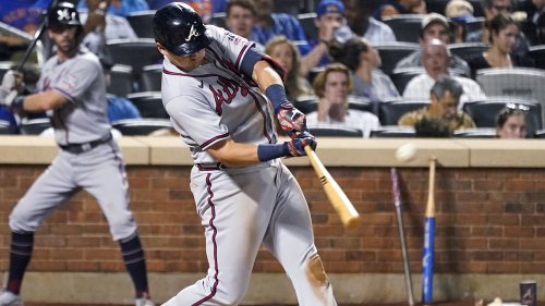 Riley's slam, 6 RBIs power Braves to 12-5 rout of Mets