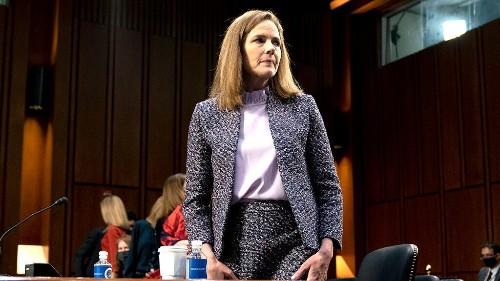 Senate Judiciary Republicans advance Barrett nomination despite Democrats' boycott, committee rules