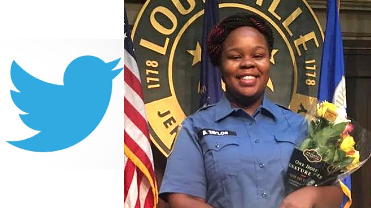 Twitter backlash after Breonna Taylor tweets deleted, calls to 'burn' Louisville go unchecked