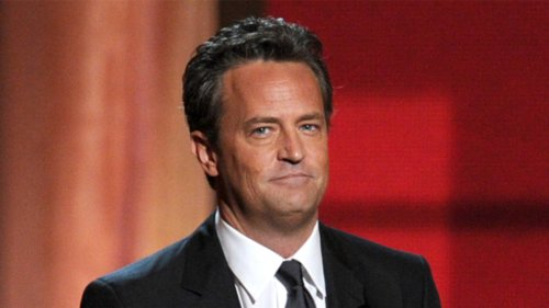 Woman who matched with Matthew Perry on dating app at age 19 claims age gap made her uncomfortable