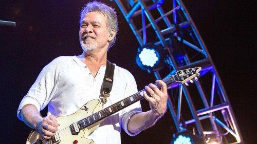 Eddie Van Halen's brother Alex pays tribute to late rocker