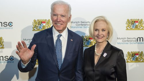 Biden nominates Cindy McCain to UN post with rank of 'ambassador'