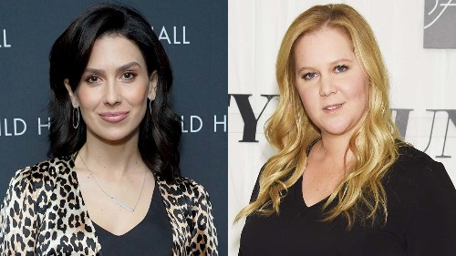 Amy Schumer deleted Hilaria Baldwin posts following Spanish heritage scandal: 'I don't want to be mean'
