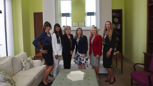 GOP senators meet with female athletes to discuss physical, mental risks of competing with biological males