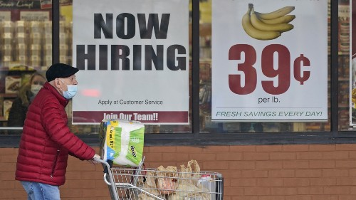 Another 779,000 Americans filed for unemployment benefits last week