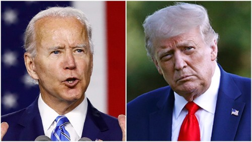 After Biden criticism, Trump tells states to 'get moving' on COVID-19 vaccinations