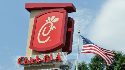 Pennsylvania man breaks unofficial Chick-fil-A record with 132 days of consecutive meals