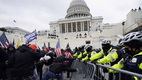 Suspect in Capitol riot allegedly 'severely beaten' by DC jail guards