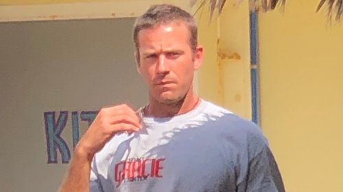 Armie Hammer spotted in Cayman Islands; first time seen since rape allegations