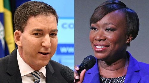 Greenwald rips 'pathetic' MSNBC for claiming Joy Reid 'schools' Critical Race Theory foe in panned interview