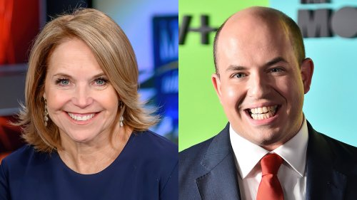 CNN's Stelter frets Katie Couric editing scandal further damages media's reputation